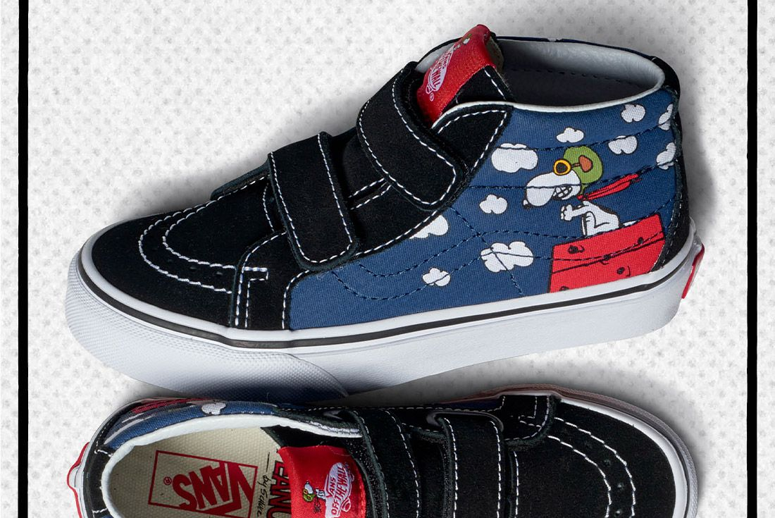 Vans Peanuts Collaborative Collection 14