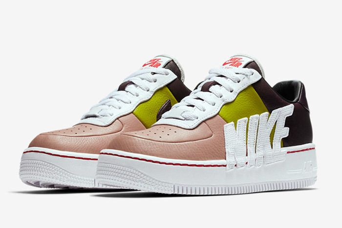 Nike Air Force 1 Upstep Sequin 6
