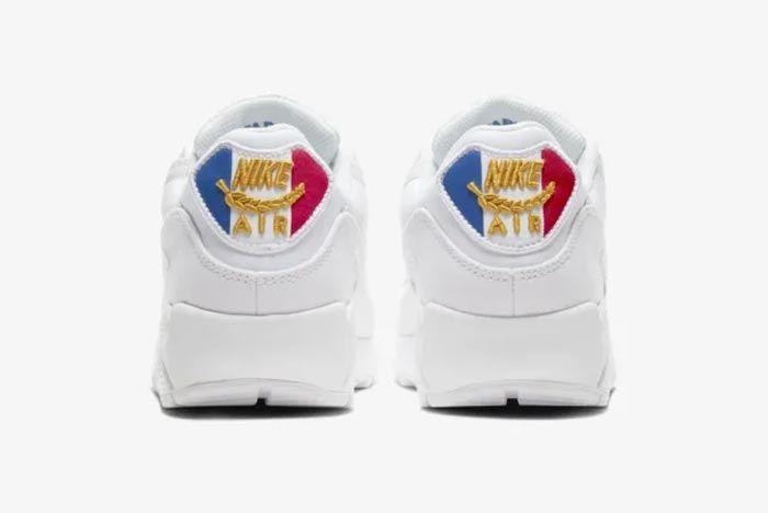 Nike Air Max 90 Paris Heels
