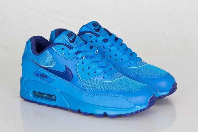 Nike Air Max 90 Gs Photo Blue 6