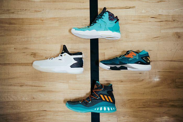 Adidas Basketball Nation Pack