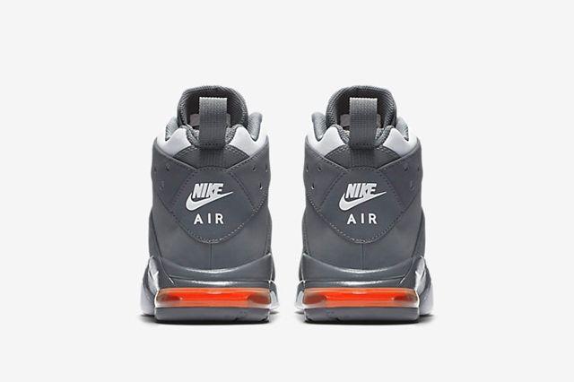 Nike Air Max2 Cb 94 Cool Grey Total Orange 1