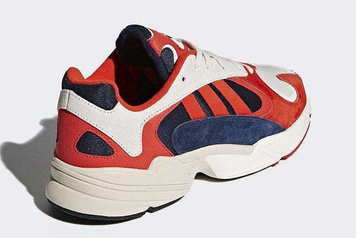 Adidas Yung 1 Hi Res Orange 3