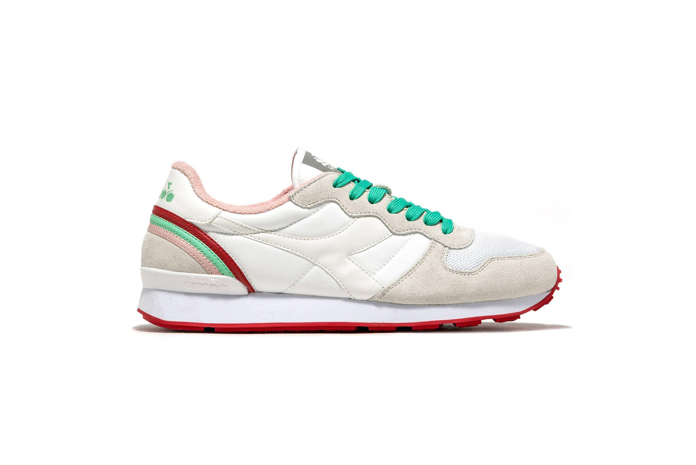 Diadora Camaro Rainbow Shoes Sundek Diadora 7329 Sneaker Freaker