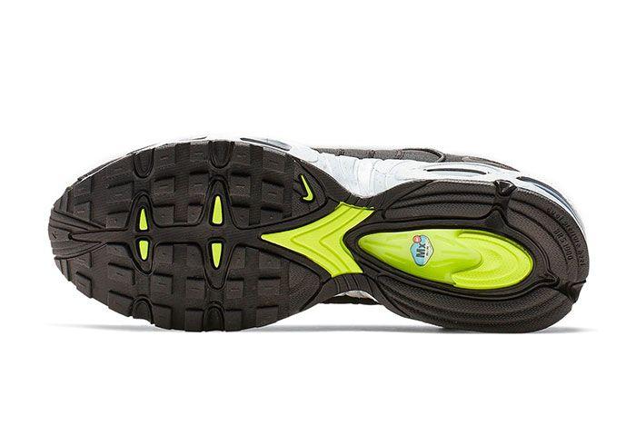 Nike Air Max Tailwind 4 Black Volt Sole