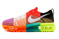 Nike Flyknit Max Summer Colour Collection Thumb
