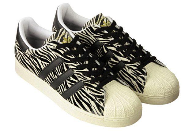 Adidas Abc Mart Superstar Zebra 1