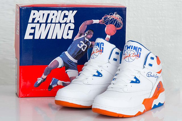 Ewing Athletics Guard Knicks 1
