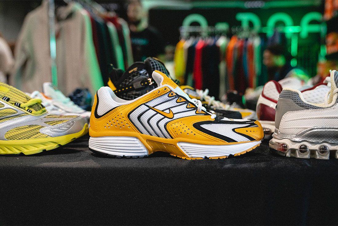 Sneakerness Milan Sneaker Freaker Vendor Tables4