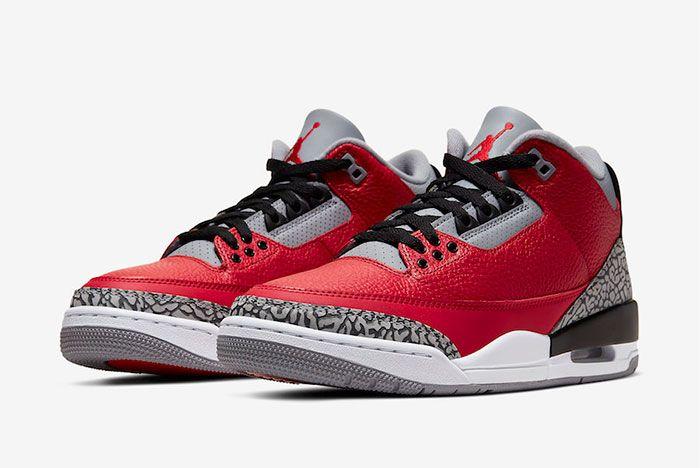 Air Jordan 3 Nike Chi Toe