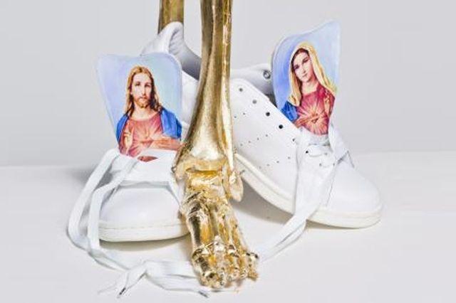 Adidas Stan Smith Exhibition Naomi Campbell