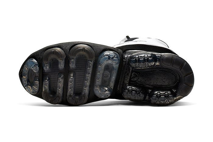 Nike Vapormax Gator Ispa Silver Ar8557 001 Release Date Outsole