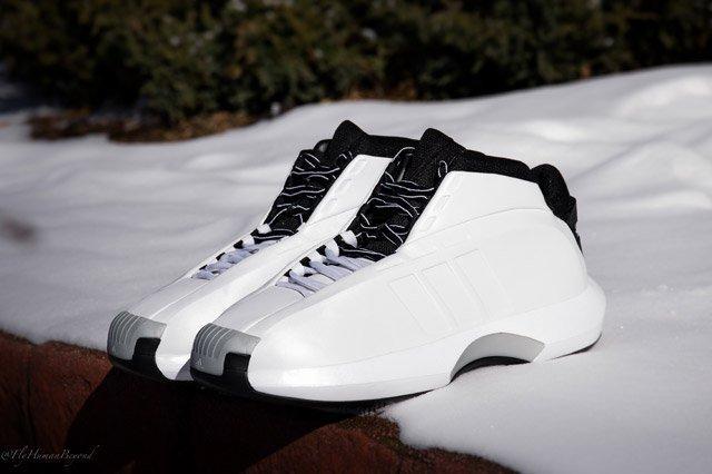 Adidas Crazy 1 White Perspective2