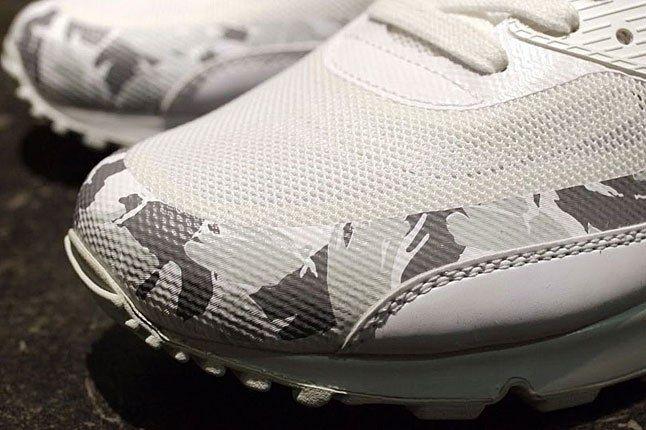 Nike Air Max 90 Camo Toe 1