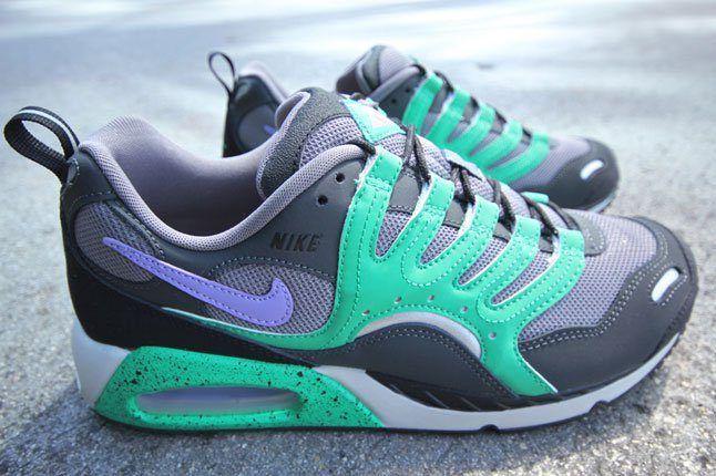 Air Max Humara Green Lavender 1