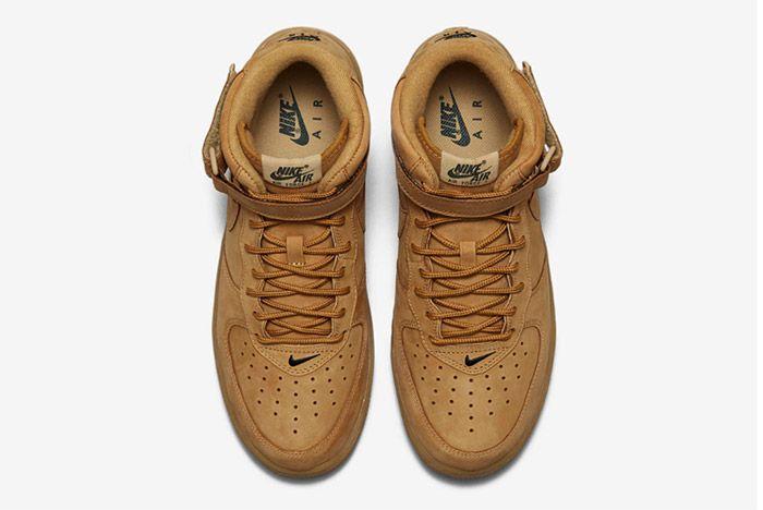Nike Air Force 1 Flax Mid 4