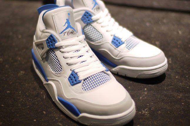 Jordan 4 Military Blue 1 3