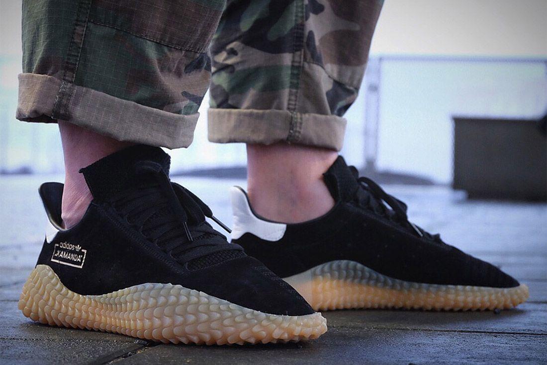 Adidas Kamada On Foot Sneaker Freaker 4