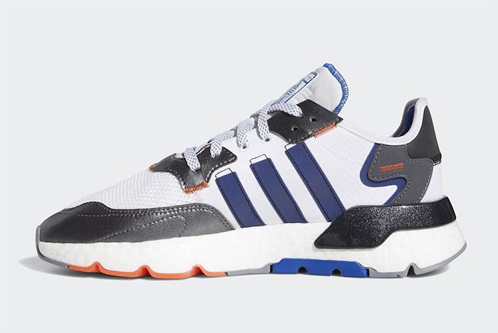 Star Wars Adidas Nite Jogger R2 D2 Release Date Left