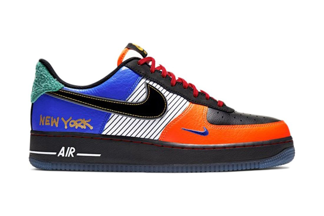 Nike Air Force 1 What the NY Right