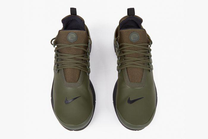 Nike Air Presto Utility Low Khaki4