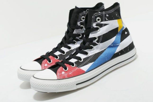 Converse All Star Abstract 1 1