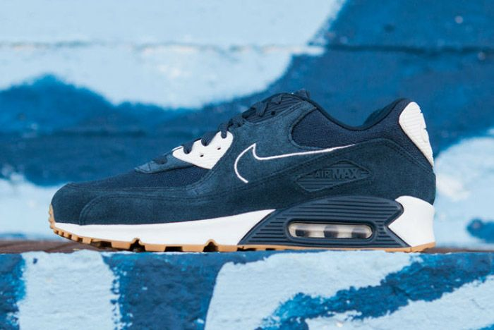 Nike Air Max 90 Armory Blue Navy 2