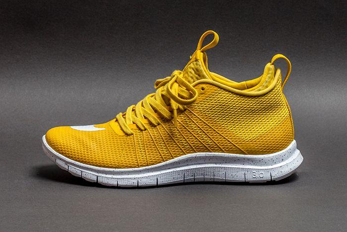 Nike Free 3 0 Hypervenom Ii Sulphur 1
