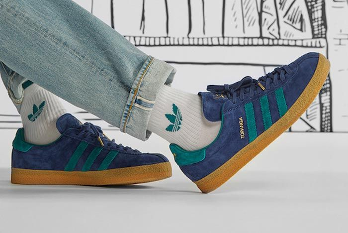 End Adidas Three Bridges Topanga