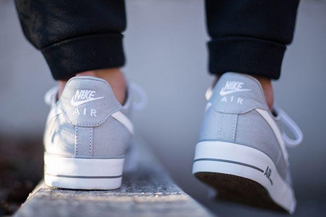 Nike Air Force 1 Ac Wolf Grey 4