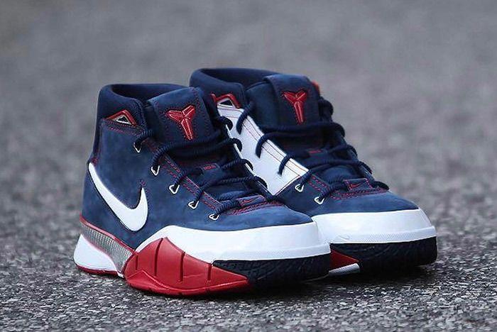 Nike Kobe Protro 1 Usa 4