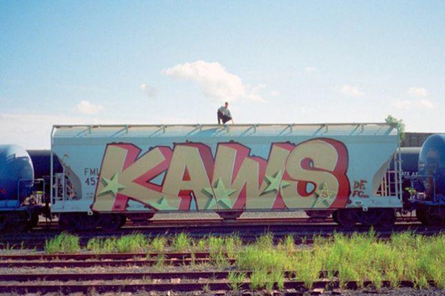 Kaws Freight Train T2B 1