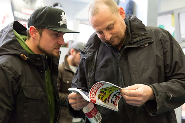 Interview Snkr Frkr Germany Talk Graff And Sneaks With Atom And Besser 19