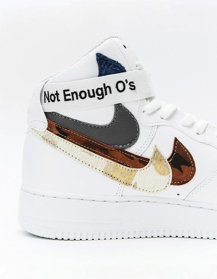 Nike Air Force 1 John Geiger Misplaced Checks 2
