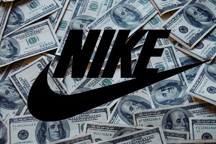 Nike Sued Monet