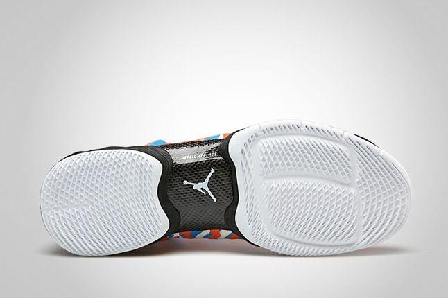 Air Jordan Xx8 Okc Away Sole 1
