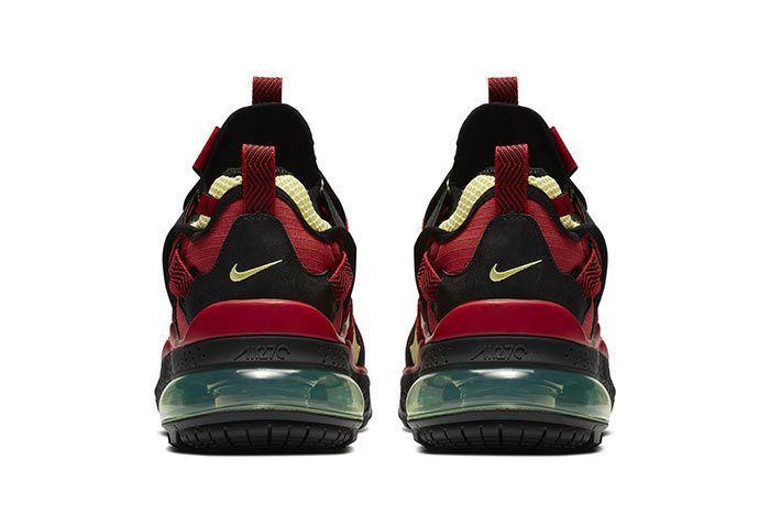 Nike Air Max 270 Bowfin Burgundy 4
