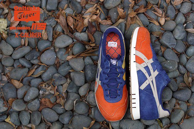 Mita Sneakers Onitsuka Tiger X Caliber Tequila Sunrise 3