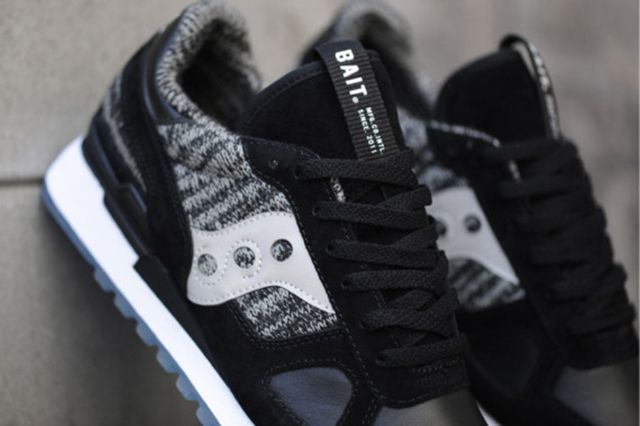 Bait X Saucony Shadow Original Cruel World 3 Global Warning 4