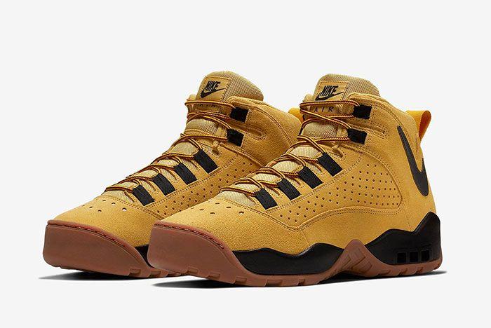Nike Air Darwin Wheat Aj9710 700 4 Sneaker Freaker