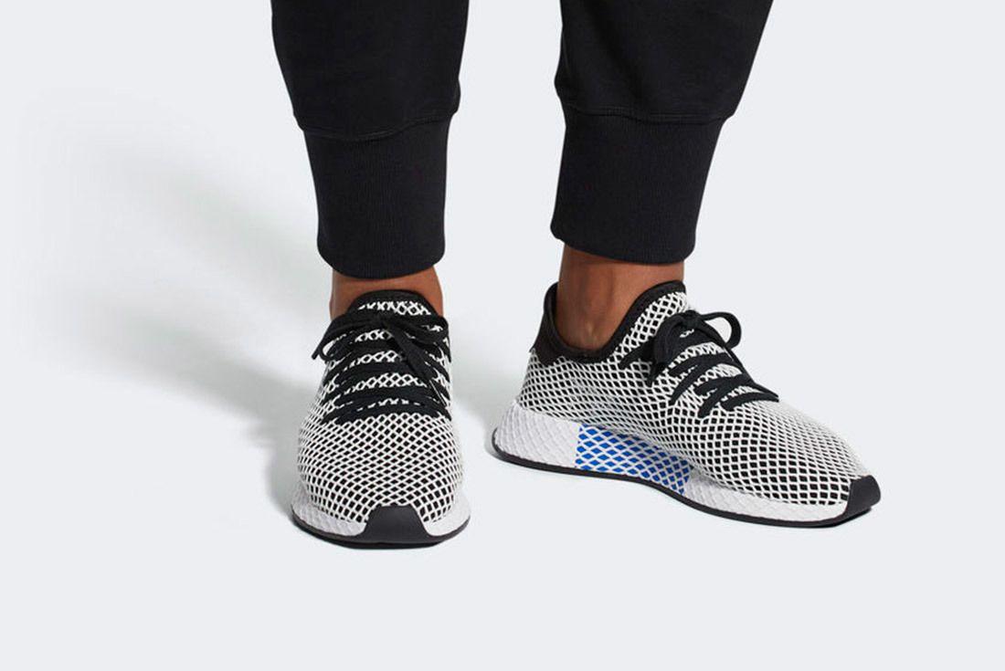 Adidas Deerupt Mega Drop 4