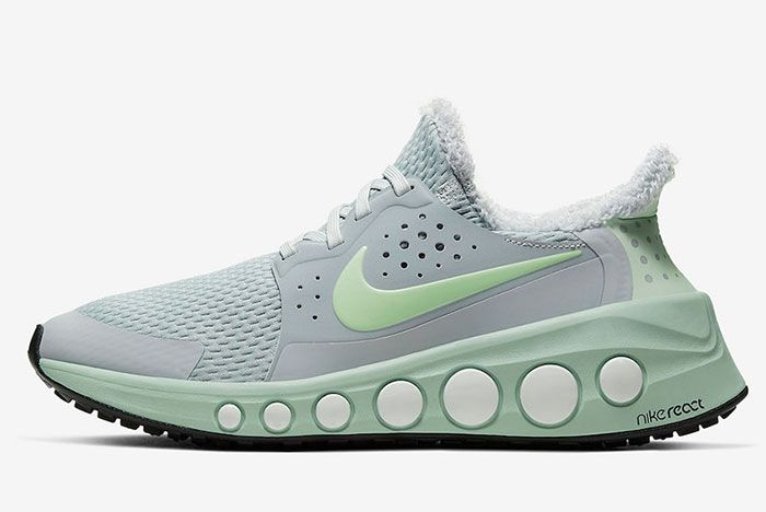 Nike Cruzr One Wolf Grey Cd7307 002 Lateral