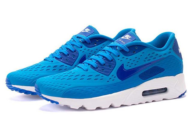 Nike Am90 Blue Two