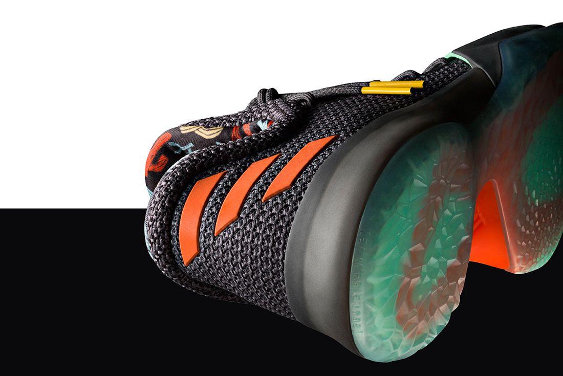 Adidas Harden Vol 1 New Colourways 2
