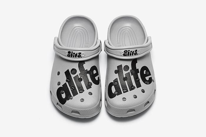 Alife Crocs Collaboration Release Date Price 03 Sneaker Freaker