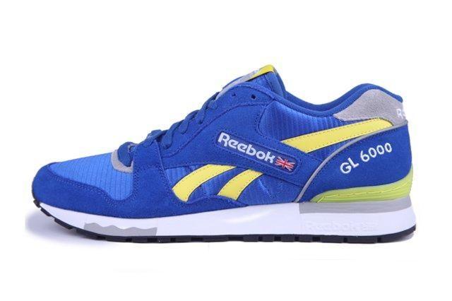 Reebok Gl6000 Blue Yellow Hal