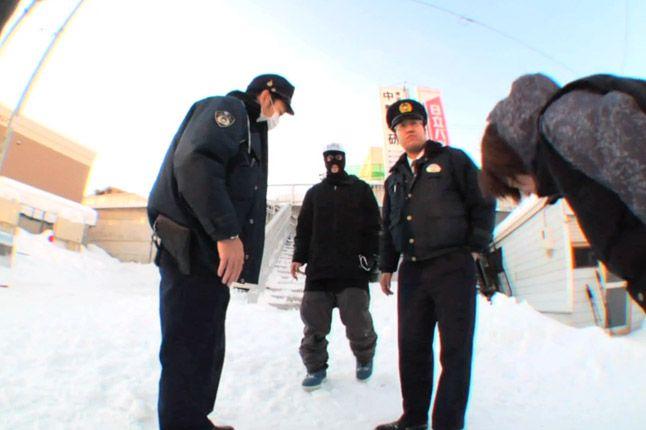 Nike Snowboarding Fun Police 1