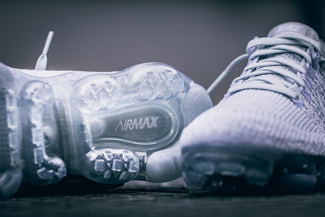 Nike Air Vapor Max Pure Platinum4
