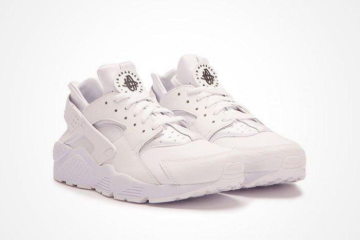 Nike Huarache Premium White Thumb