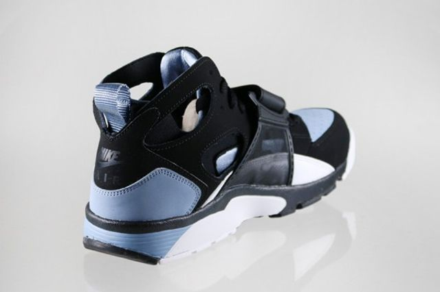 Nike Air Trainer Huarache Blackcool Blue 1